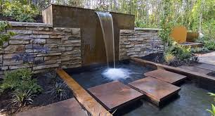 Waterfall Backyard 20 Stunning Backyard Waterfall Designs