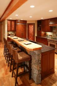 Kitchen Bar Island Ideas Home Styles Kitchen Island With Breakfast Bar Idolza