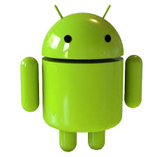 android bot android robot plastic figurine transparent png stickpng