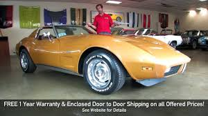 1972 corvette stingray 454 for sale 1973 chevrolet corvette 454 stingrayfor sale with test drive
