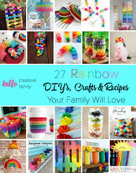 Diy Stocking Gift Card Holder Love U0026 Renovations 27 Rainbow Crafts Diy Projects And Recipes Your Family Will Love