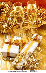 dinner gifts golden theme romantic dinner gifts stock photo 9238831 shutterstock