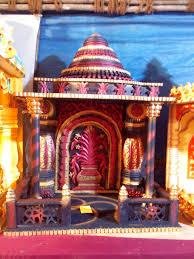 thermocol ganpati decoration ms durva enterprises in mumbai india