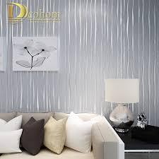 Wohnzimmer Grau Rosa Online Get Cheap Beige Streifen Tapete Aliexpress Com Alibaba Group