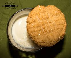 Fake Peanut Butter Cookies Gluten Free Dairy Free Peanut Free