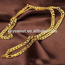 man necklace gold jewelry images Made in china jewelry gold wholesale men gold necklace buy men jpg
