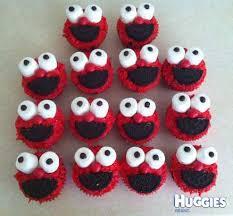 elmo cupcakes elmo cupcakes huggies birthday cake gallery huggies