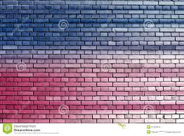 blue pink brick wall background stock photo image 51833876