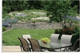 backyard hill landscaping ideas home design inspirations