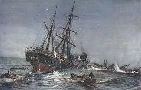 bureau of shipping wiki list of shipwrecks of africa