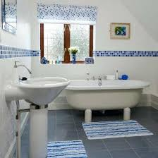 mosaic bathroom tile ideas mosaic bathroom tiles ideas blue and white patterned bathroom