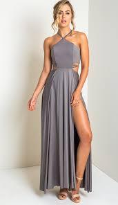 cut out dress pretoria cutout maxi dress