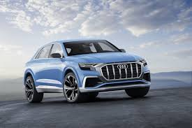audi full size suv in coupe design audi q8 concept audi mediacenter