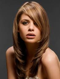 length hairstyles for thin hair and round face