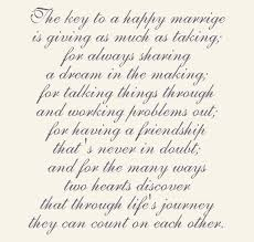 wedding wishes rhyme happy anniversary poems