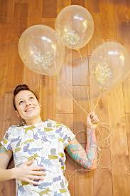gold silver white and champagne confetti balloon birthday