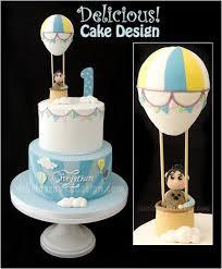 hot air balloon cake topper hot air balloon cake boy fashion ideas