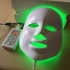 green light laser treatment rife colour therapy face mask rledm nz 369 95 altered states