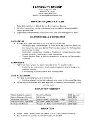 Facilitator Resume Functional Resume 7 Resume Cv