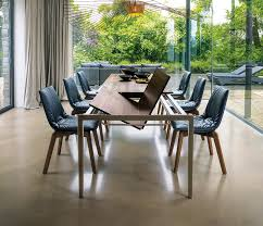 Slim Dining Chairs Slim Tak Ding Table Extension Mechanism House Pinterest