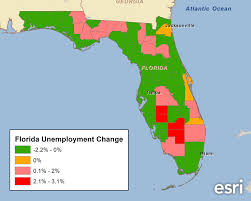 Florida Zip Code Map Examining Florida U0027s Political Leanings U2013 Pam Allison