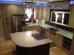 100 dark kitchen cabinets with light countertops 235 best