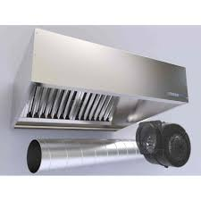 commercial extractor fan motor kitchen extractor hood kit 1500mm plus extra duct