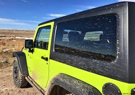 jeep wrangler easter eggs 2017 jeep wrangler rubicon hard rock review by tim esterdahl