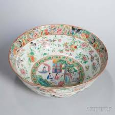 mandarin porcelain search all lots skinner auctioneers