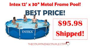 Intex 12x30 Pool Intex 12 U0027 X 30