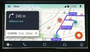 waze android integrates waze with android auto advanced mobility project