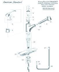 moen single handle kitchen faucet troubleshooting moen kitchen faucets parts diagram home interior bathroom sink