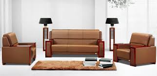 Leather And Wood Sofa Wood And Leather Sofa Home Design Ideas And Pictures
