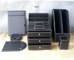 Executive Desk Organizer Desk Cheap Executive Desk Sets Discount Desk Sets 8pcs Office