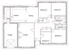 bungalo house plans marvellous four bedroom bungalow house plans 76 on trends design