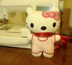 kitty soft toy embroidery free download