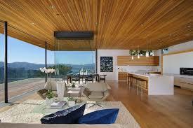 Outdoor Glass Room - retractable glass walls create exemplary indoor outdoor living in