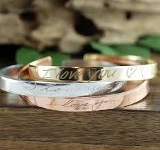 Personalized Cuff Bracelet The 25 Best Engraved Bracelet Ideas On Pinterest Initial