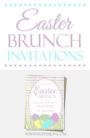 easter brunch invitations product spotlight easter brunch invitations food design