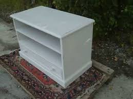 painted shabby chic video tv unit solid pine youtube