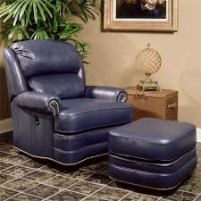 Leather Chairs Living Room by Perfect Chairs With Ottomans For Living Room Homesfeed