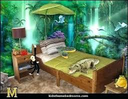 jungle themed bedroom safari themed bedroom decor image of safari decorating ideas jungle