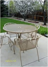 reupholster outdoor furniture inspirational vintage yellow wrought
