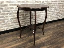 rosewood tall end table coffee brown coffee side tables rusty nail ltd