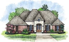 French Country Cottage Plans Front Yard Landscape Idea 653639 Four Bedroom French Country