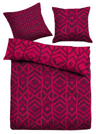 reversible patterned bedding set from tom tailor