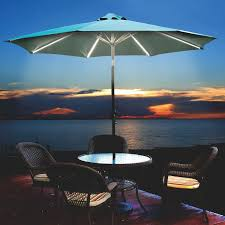 Lighted Patio Umbrella Patio Tables On Patio Umbrellas And Lighted Patio Umbrella