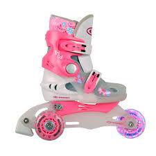 light up inline skates children s rollerblades worker trigo skate led with light up