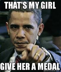 My Girl Meme - meme creator that s my girl give her a medal meme generator at