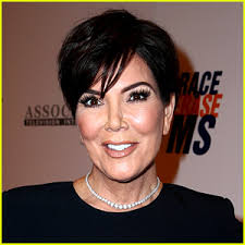 kris jenner hair colour kris jenner debuts blonde hair kim kardashian jokes she s a